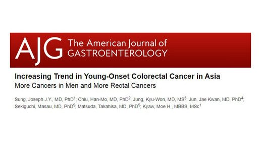 Global trend of Young-Onset Colorectal Cancer