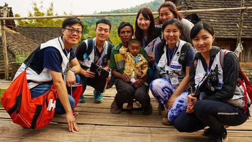 CCOUC Trip to Xishuangbanna, Yunnan Period: March 2016