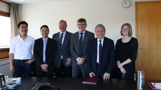 Establishment of the Hong Kong-Nordic Research network