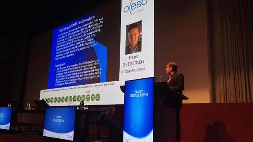 Participation in OESO World Conference in Geneva