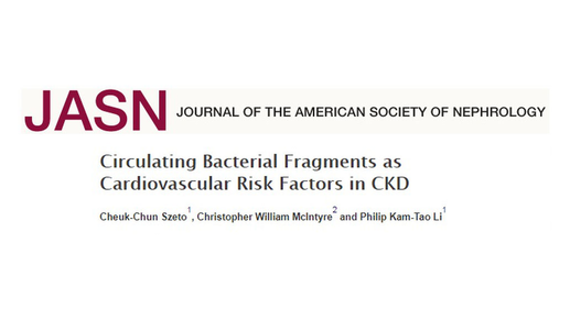 Circulating bacterial fragments: nontraditional cardiovascular risk factor