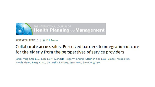 Barriers in Integrative Care