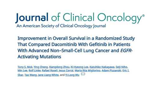 JCO Simultaneous Publication at ASCO