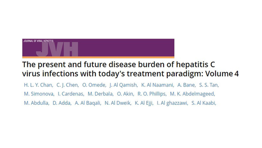 Present and Future Disease Burden of Hepatitis C