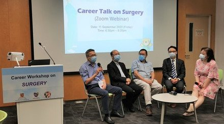 Career Workshop on Surgery in Zoom Webinar (11-Sep-2020)