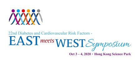 Diabetes and Cardiovascular Risk Factors - East Meets West Symposium