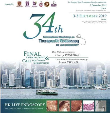 International Workshop on Therapeutic Endoscopy