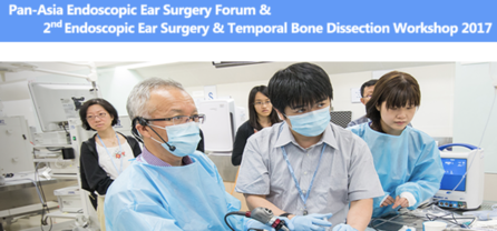Pan-Asia Endoscopic Ear Surgery Forum