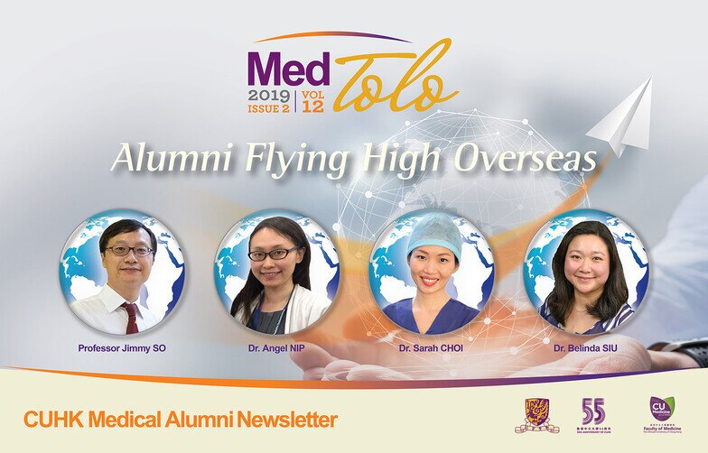Alumni Flying High Overseas
