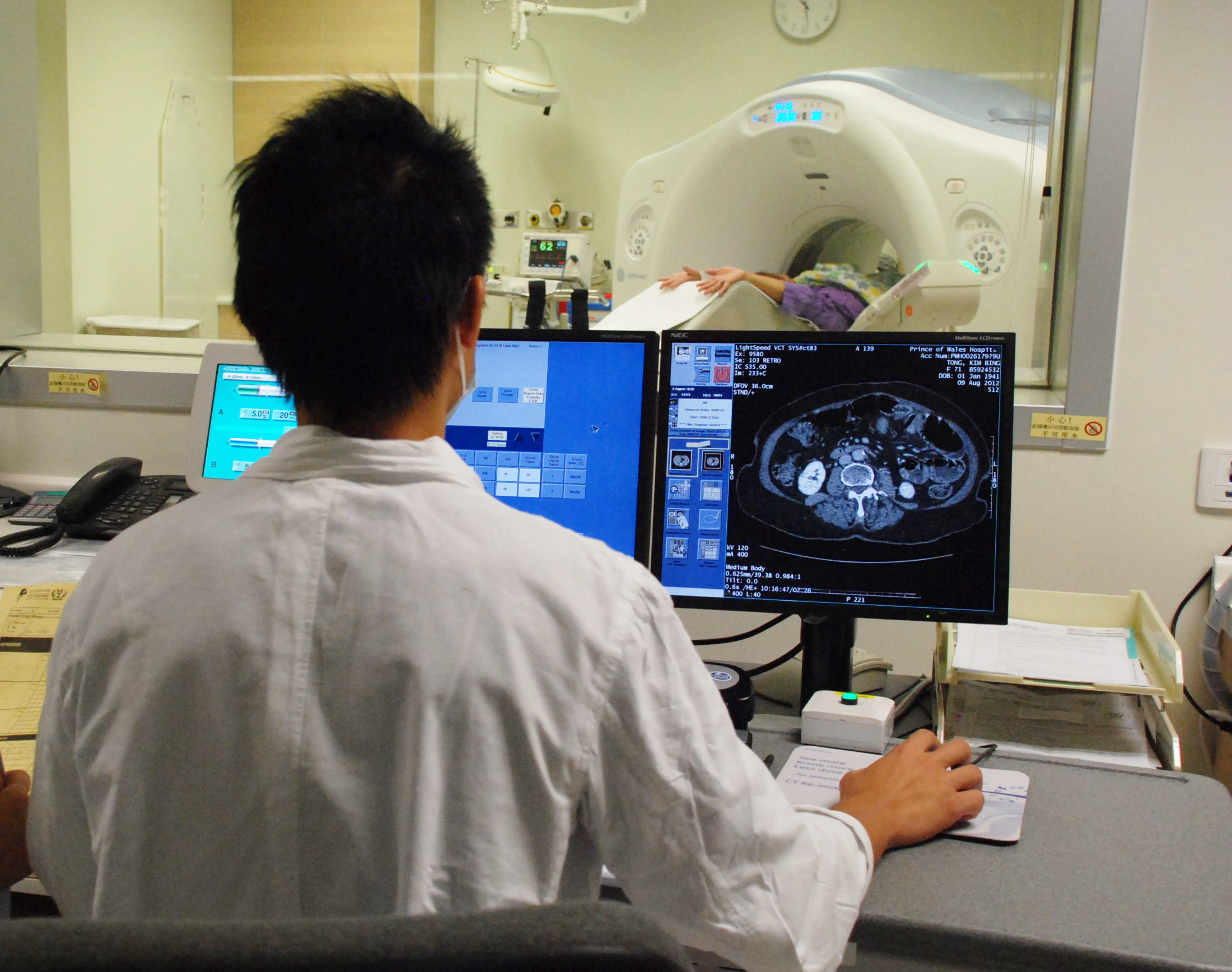 Imaging and Interventional Radiology