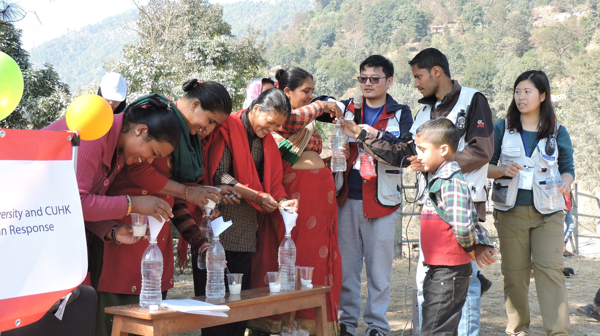 Disaster Response Capacity Building in Nepal