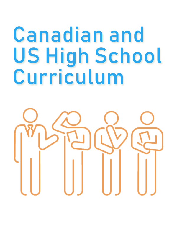 Canadian and US High School Curriculum CUHK Medicine