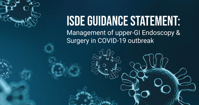 Clinical Guidelines by CUHK Medicine in The International Society for Diseases of the Esophagus (ISDE)