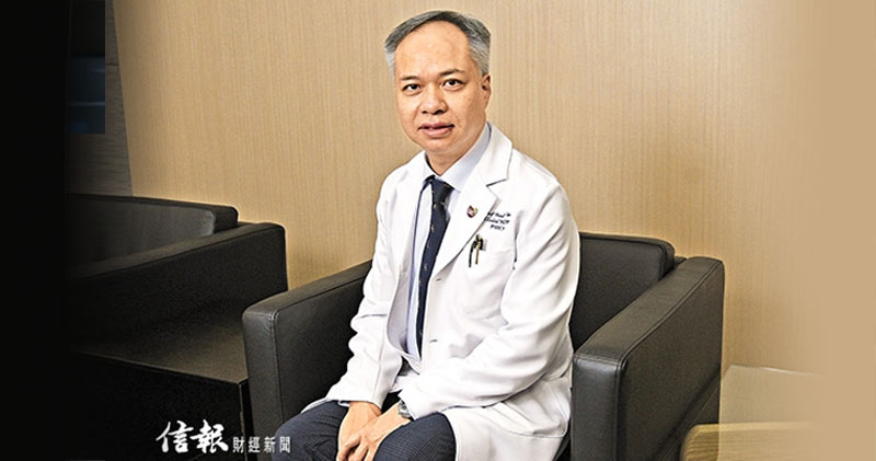 CU Medicine featured in HKEJ