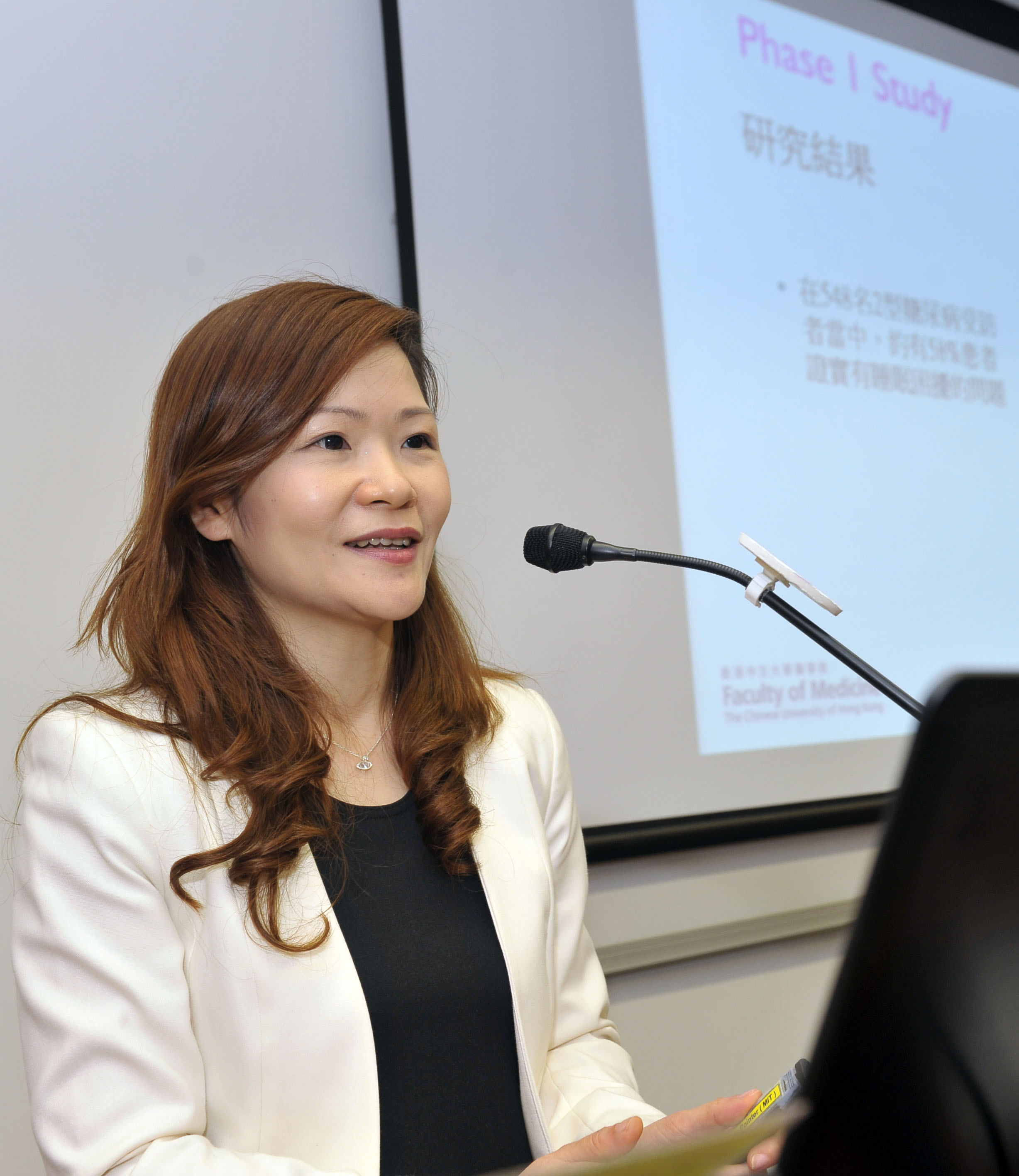 Professor Doris YU, Associate Professor, The Nethersole School of Nursing, CUHK
