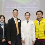 CUHK Develops Lifestyle Modification Program for Fatty Liver Patients 60% Patients Recovered Without Use of Drugs