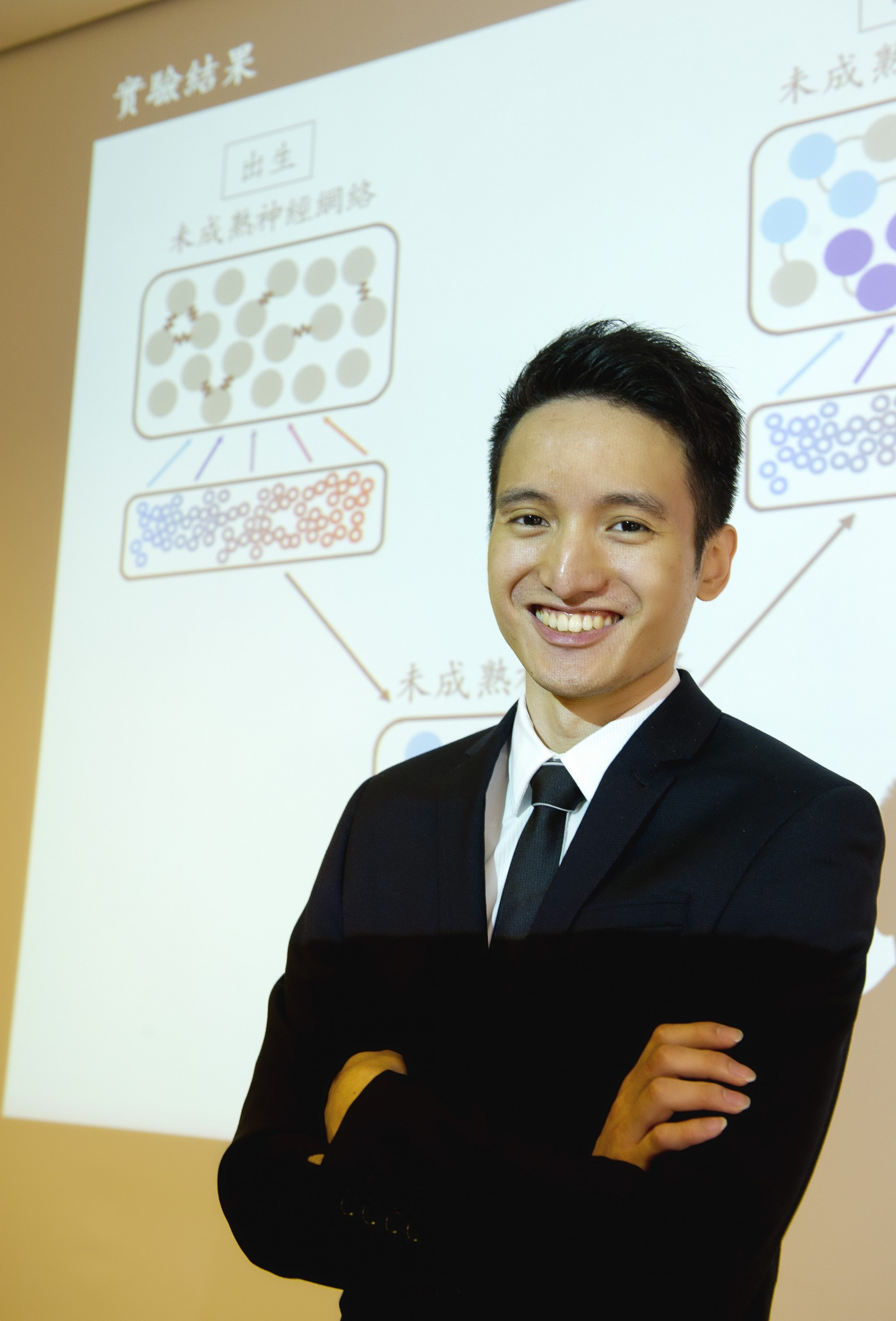 Dr. Owen KO Ho, MBChB Year 3 student, unraveled mystery of neuronal circuits development with his research findings recently published in prestigious scientific journal Nature (April 2013).