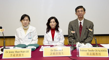 CUHK Advocates Palliative Care for Advanced Dementia Patients with Swallowing Problems