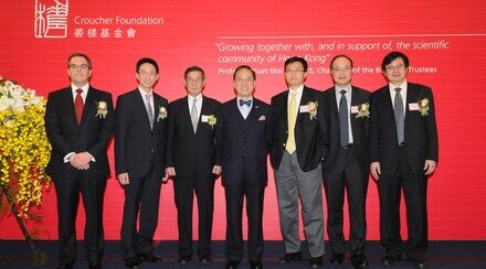 Three CUHK Scholars Named Croucher Senior Research Fellow 2011-12