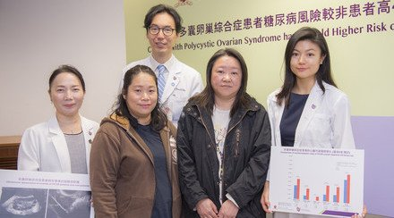 Chinese Women with Polycystic Ovarian Syndrome have 4-fold Higher Risk of Developing Diabetes