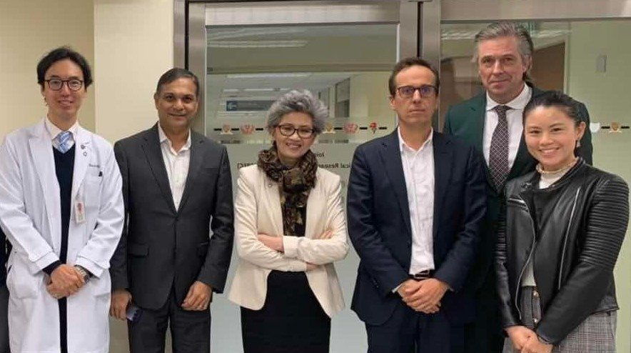 Inaugural Collaboration between CUHK and AstraZeneca on Diabetic Kidney Disease Research Advancing a Global Strategy Against Diabetic Kidney Disease