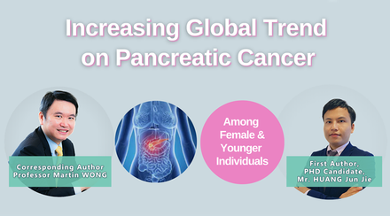 CU Medicine Finds An Increasing Global Trend on Pancreatic Cancer among Female and Younger Individuals