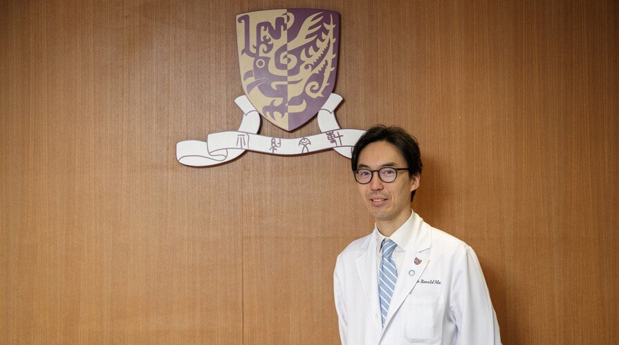 CU Medicine Professor Ronald Ma Receives Prestigious Research Award from  The Asian Association for The Study of Diabetes