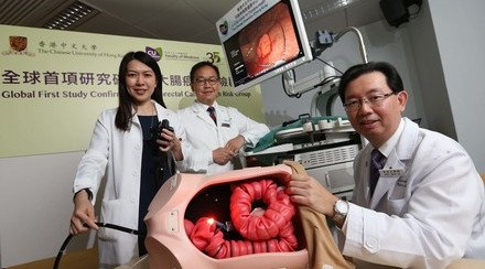 CUHK World's First Study Confirms A New Colorectal Cancer High Risk Group