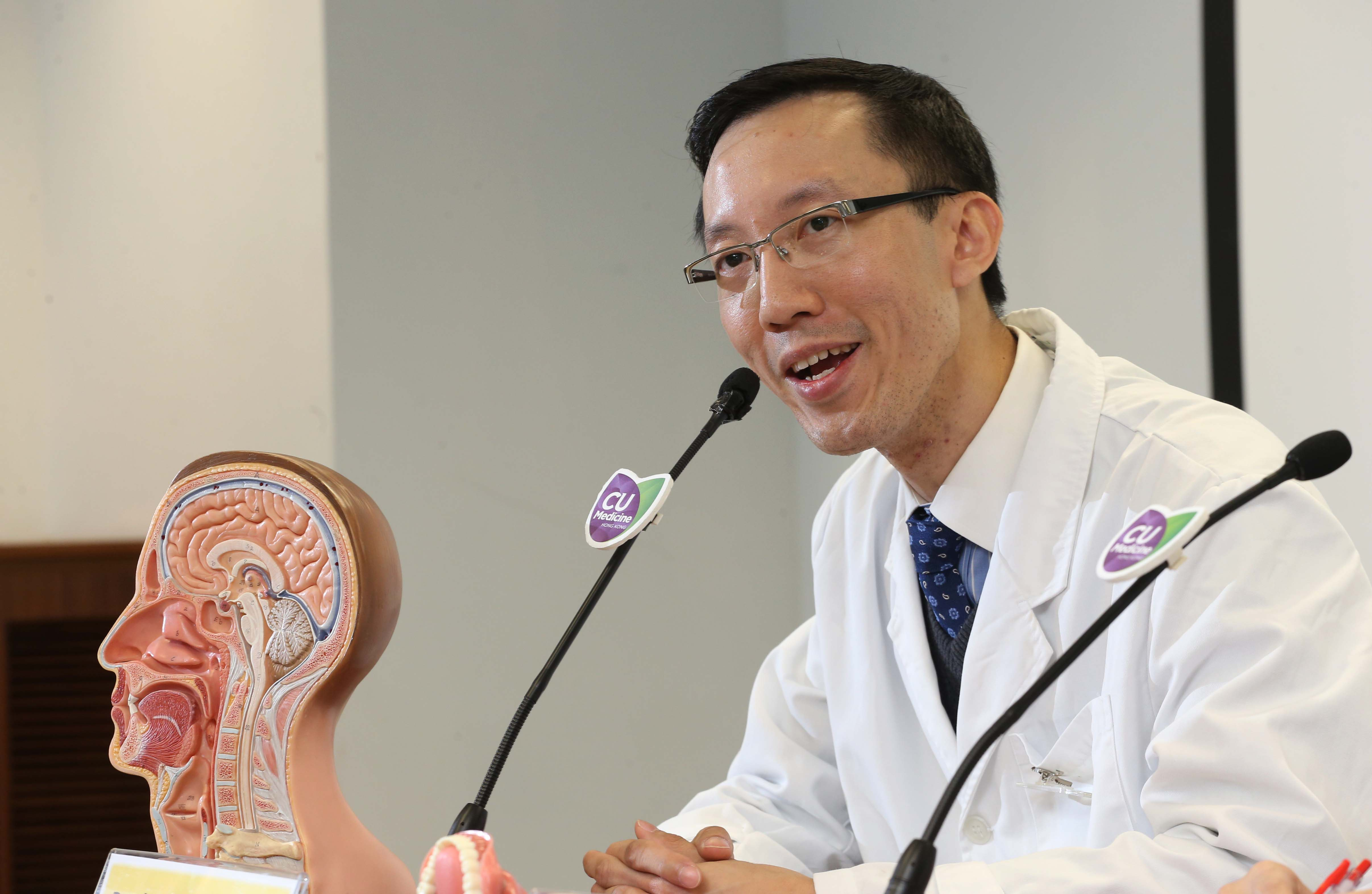 Dr. Eddy LAM, Honorary Clinical Assistant Professor