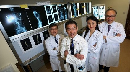 CUHK and PWH Introduce Leading 3D Imaging System which Reduces Radiation Dosage by 90%