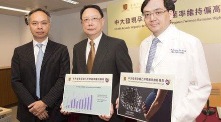 CUHK Reveals Hepatitis B Prevalence Among Pregnant Women Remains High Despite More Than 25 Years of Universal Hepatitis B Vaccination