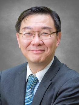 Department Chairmen Professor WING Yun Kwok